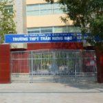 Đề thi thử THPT Quốc giaTHPT Trần Hưng Đạo, Khánh Hòa