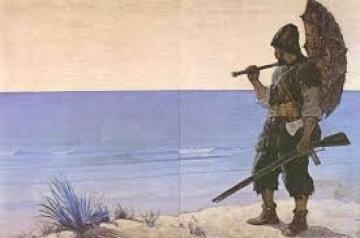 Rô-bin-xơn Cru-xô của nhà văn Anh quốc Đi-phô