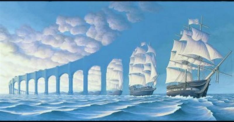 Bình giảng bài thơ Mây và sóng của đại thi hào Ta-go