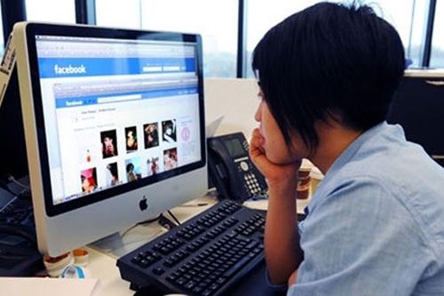 Sử dụng Facebook của giới trẻ hiện nay