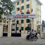 Đề thi thử vào lớp 10 môn Toán trường THPT Thăng Long - Hà Nội năm 2018