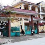 Đề thi vào 10 môn tiếng Anh (chung) chuyên Lê Hồng Phong Nam Định 2016