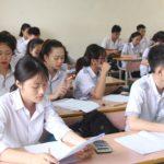 Đề thi vào lớp 10 môn Toán tỉnh Quảng Ninh năm 2017